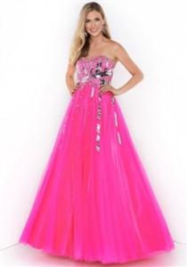 Splash Prom JG167 Colors: Lime, Hot Pink size 12